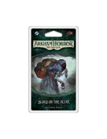 Arkham Horror LCG: Blood on...