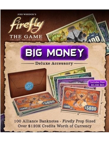 Firefly: Big Money Deluxe...