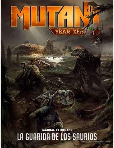 Mutant: Year Zero - Manual...