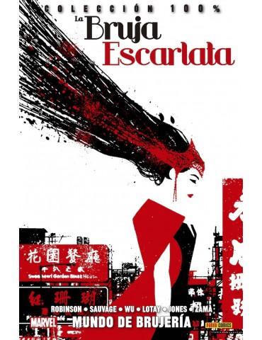 Bruja Escarlata 2: Mundo de...