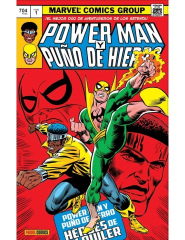 Power Man y Puño de Hierro...