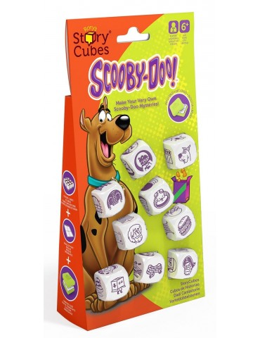 Story Cubes: Scooby-Doo