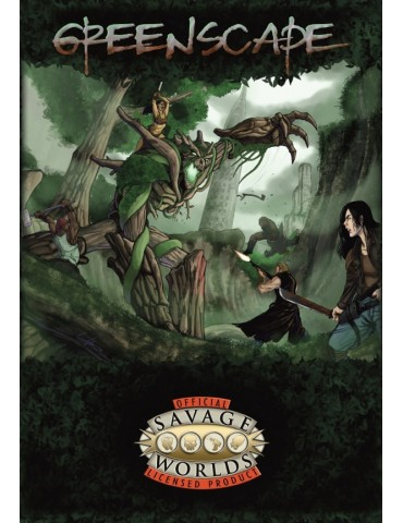 Savage World: Greenscape