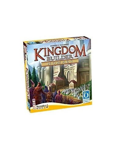 Kingdom Builder Exp 1: Nomads