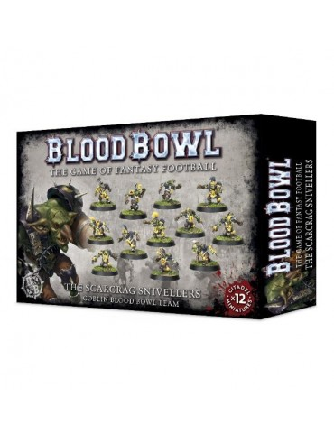 Blood Bowl: The Scarcrag...