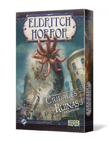 Eldritch Horror: Ciudades...