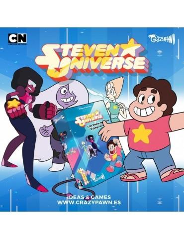 Steven Universe y las Gemas...