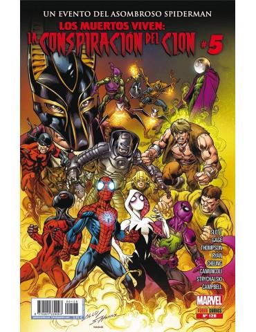 El Asombroso Spiderman 128...