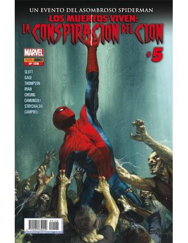 El Asombroso Spiderman 128