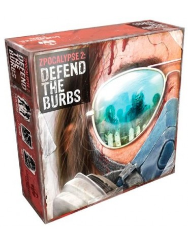 Zpocalypse 2: Defend the Burbs