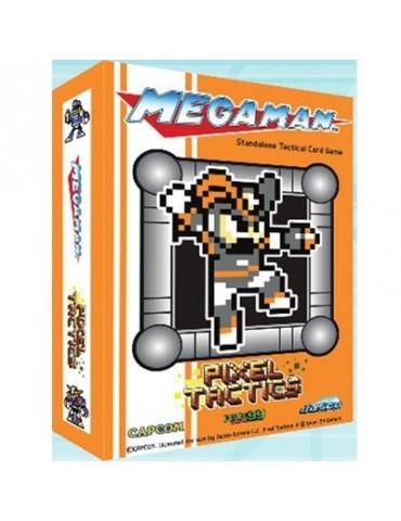 Mega Man Pixel Tactics:...