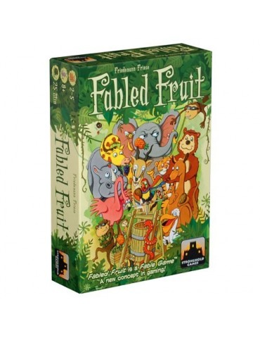 Fabled Fruit (Inglés)