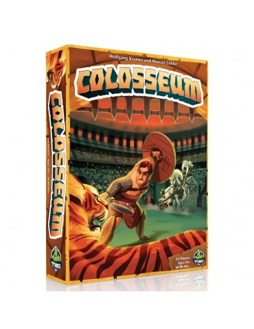 Colosseum: Emperor's Edition