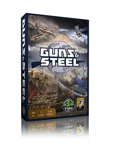 Guns & Steel (Inglés)