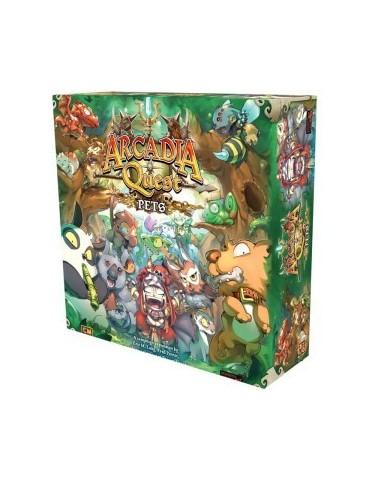 Arcadia Quest: Pets (Inglés)