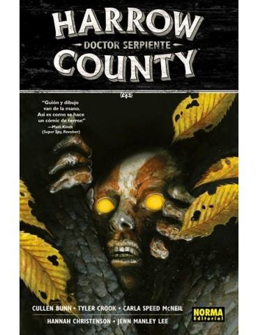 Harrow County 3. Doctor...