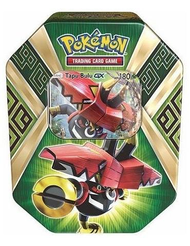 Pokémon: Caja Metálica...