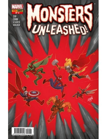 Monsters Unleashed! 2