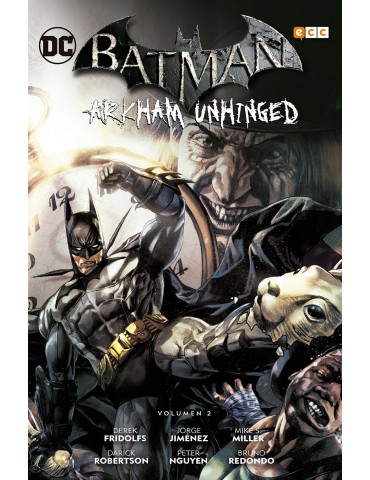 Batman: Arkham Unhinged...