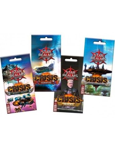Star Realms: Crisis - Eventos