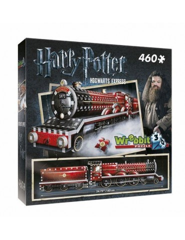 Puzle 3D Harry Potter...