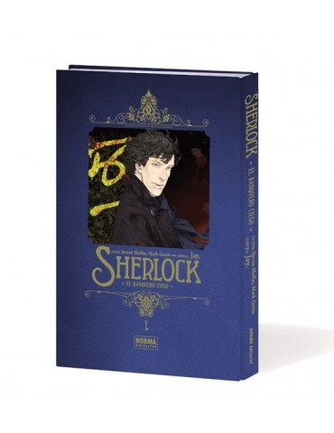Sherlock: El banquero ciego...