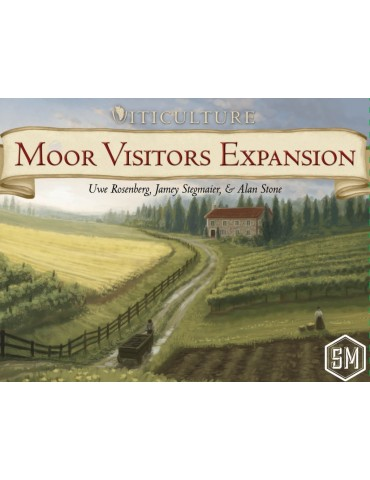 Viticulture: Moor Visitors...