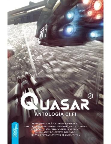Quasar 2: Antología Ci-Fi