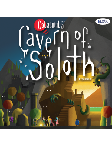 Catacombs: Cavern of Soloth...
