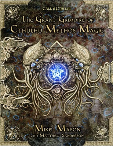 The Grand Grimoire of...