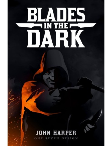 Blades in the Dark (Inglés)