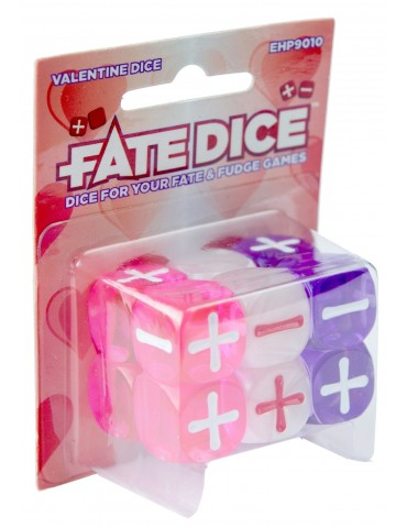 Fate Dice: Valentine