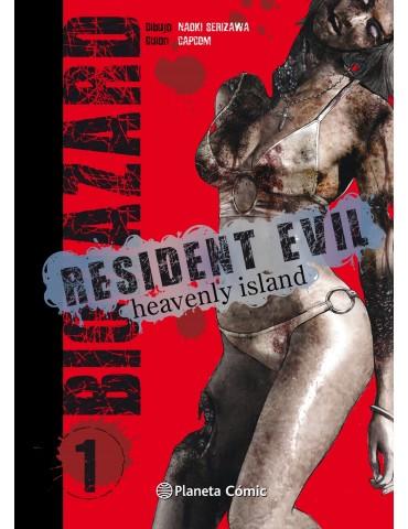 Resident Evil Heavenly...