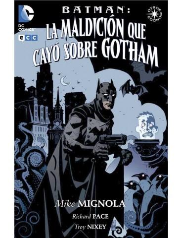 Batman: La maldición que...