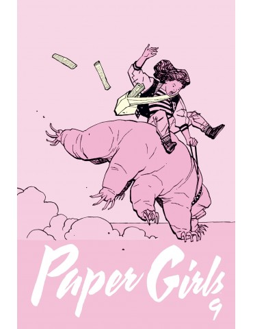Paper Girls nº 9