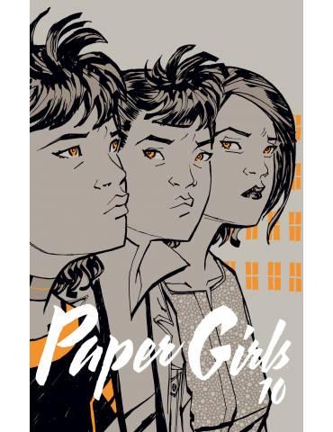 Paper Girls nº 10