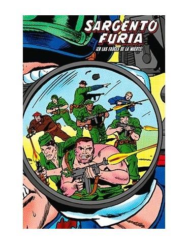 Sargento Furia: ¡En las...