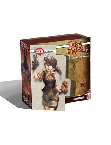 Tara Wolf en El Valle de...