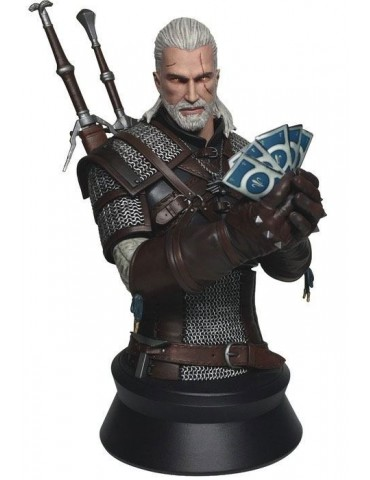 Busto The Witcher 3: Geralt...