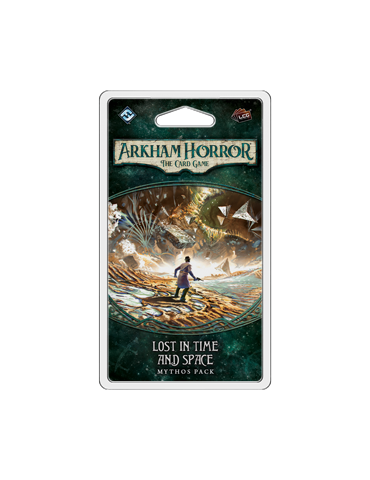Arkham Horror LCG: Lost in...