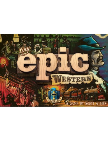 Tiny Epic Western (Inglés)