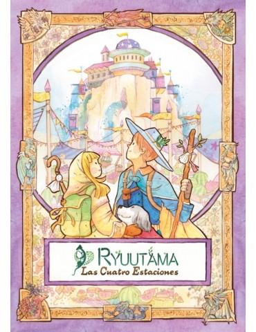 Ryuutama: Las Cuatro...