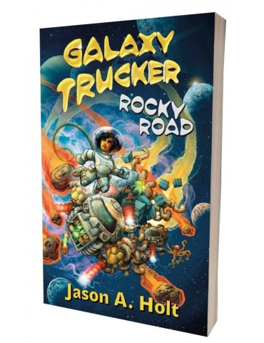 Galaxy Trucker: Rocky Road...