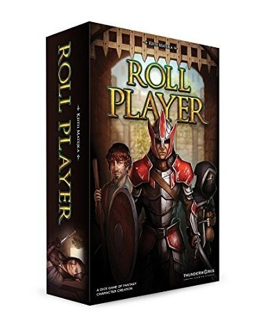 Roll Player (Inglés)