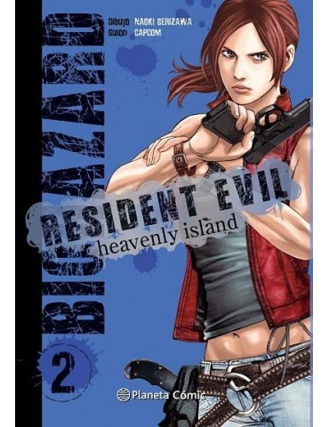Resident Evil Heavenly...