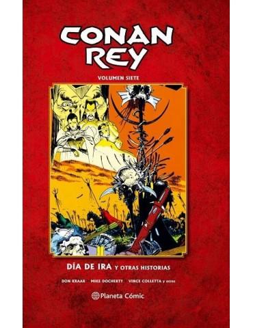 Conan Rey nº 07: Día de ira...