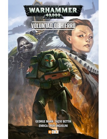 Warhammer 40,000: Voluntad...