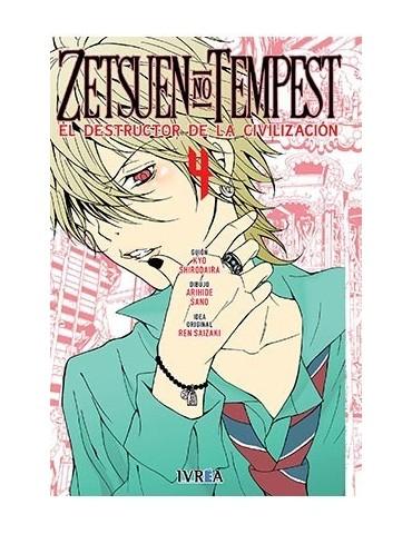 Zetsuen No Tempest 04