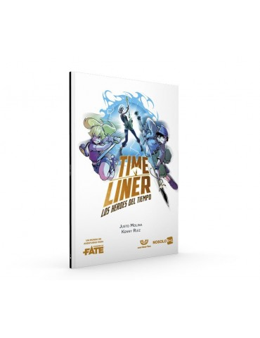 Time Liner + Copia Digital