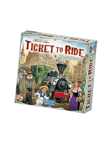 Ticket to Ride: Germany...
